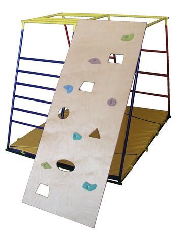 Детский скалодром